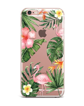 iphone case, TROPIKALNY iPhone case ETUI SILIKONOWE obudowa
