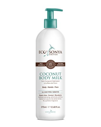 do ciała, Coconut Body Milk