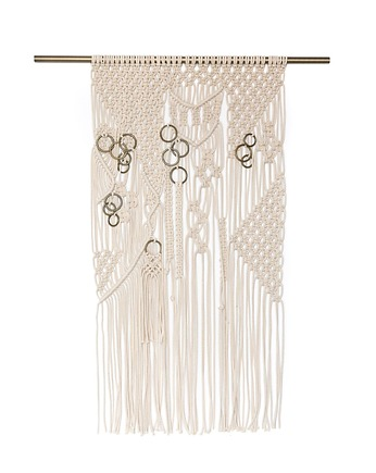 boho chic, WILDFLOWER macrame
