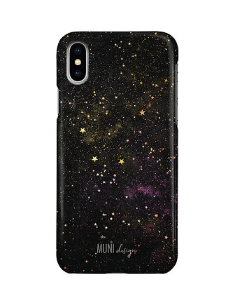 pokrowce i etui, Etui na telefon Night Sky, iPhone X/Xs