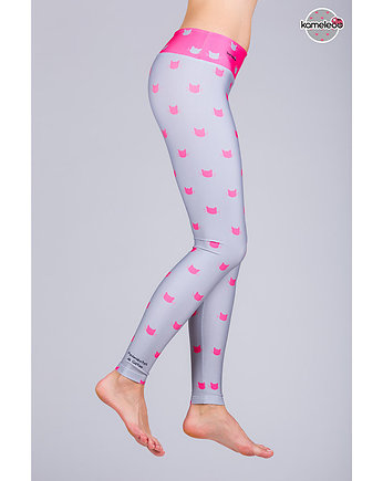 Legginsy Movimientos de Gatoo - Gray