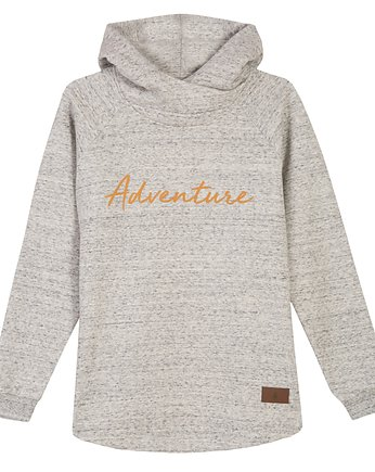 Bluza z kapturem ADVENTURE