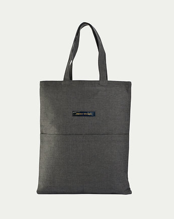 PROUDLY DESIGNED, Nordic Bag - Grafitowa