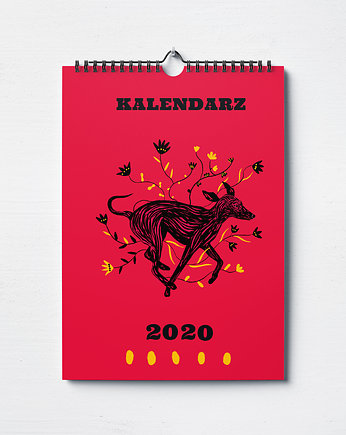 decoration, Kalendarz  2020