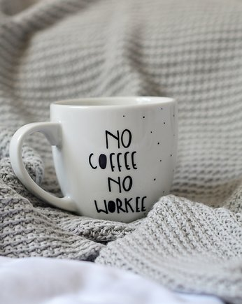 No coffee No workee 350ml