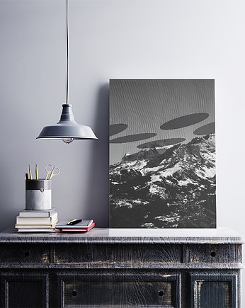 mountains, Plakat Mountains 005