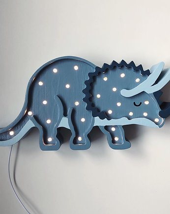 Little Lights, Lampa Little Lights Triceratops