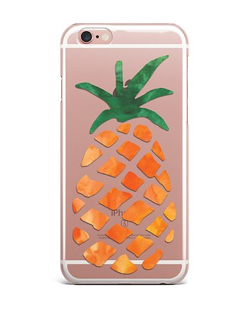 iphone 7 case, iPhone case ANANAS Etui Silikonowe Obudowa