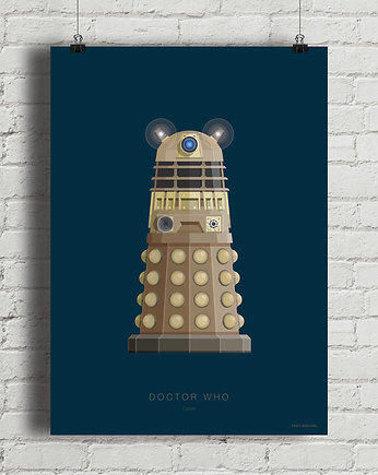 Doctor Who - plakat