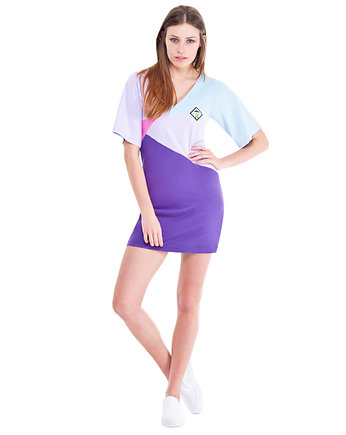 streewear, Virgo Dress (Purple)