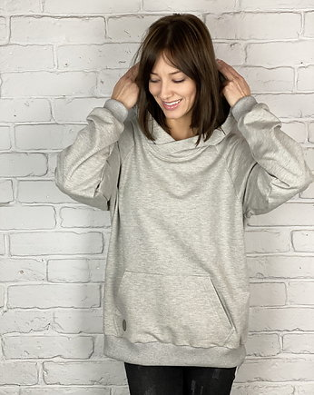 Flawless, HOODIE GREY Light