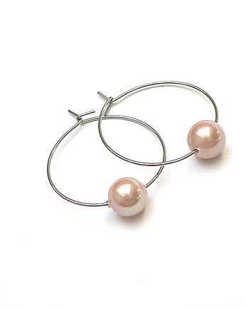 KiKa pracownia, Alloys Collection /one pearl/ powder rose vol.2