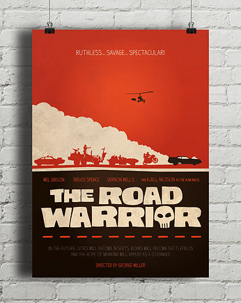 Mad Max - Road Warrior - plakat