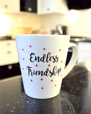 FarrowDesign, Kubek Latte ENDLESS FRIENDSHIP