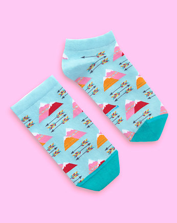 Banana Socks, Wanderlust - stopki BANANA SOCKS