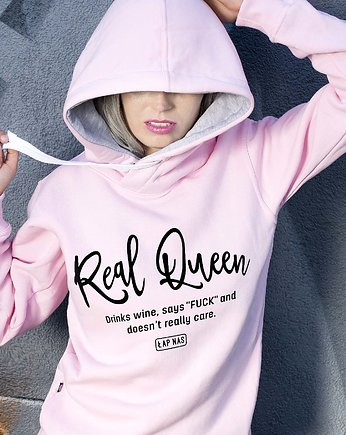 na lato, Bluza Real Queen!