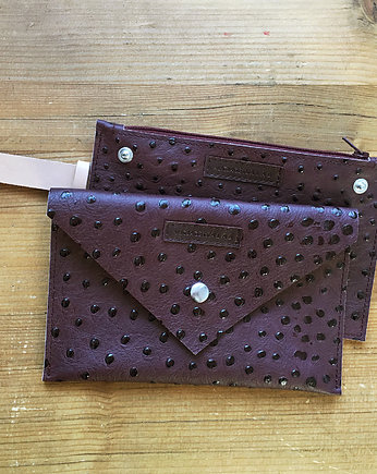 Belt Pouch / Plum Pop