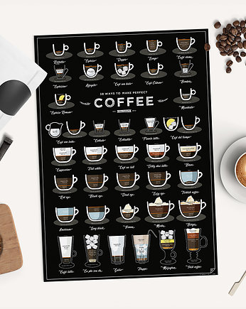 Follygraph, 38 ways to Make a Perfect Coffee - WYDANIE 2