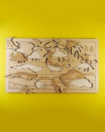 Randkowe meble drewniane kółka