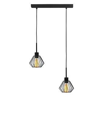 Industrialna lampa wisząca ZAFRA LOFT