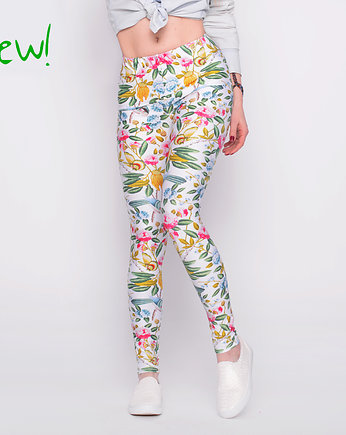 getry, Legginsy TROPICAL LEGGINGS