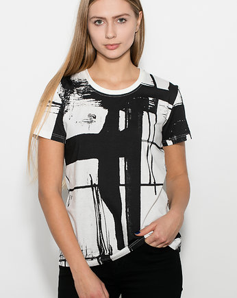 T-shirt GRID WOMAN
