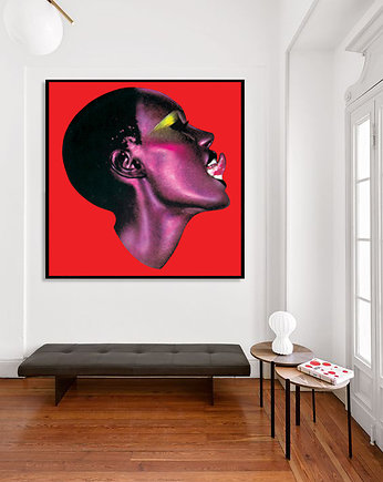 Lucci Design, Grace Jones - obraz
