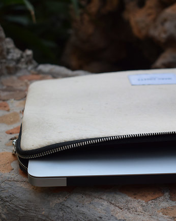 MARII ANEETT, PINATEX 100% Vegan Etui CLAUDIA MacBook AIR 13'