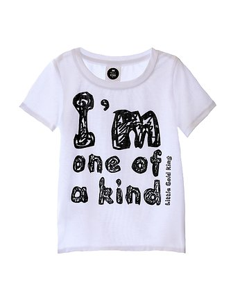 T-shirt I'M ONE OF A KIND