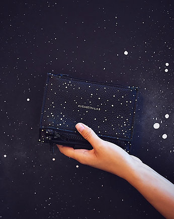 Alicja Getka LAB, Portfel - Pocket BIG / Night Sky