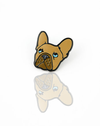 "Pins bulldog ""Franco"""