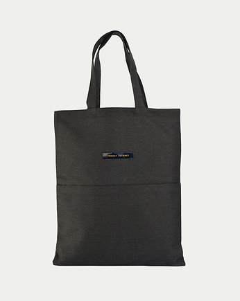 PROUDLY DESIGNED, Nordic Bag - Czarna