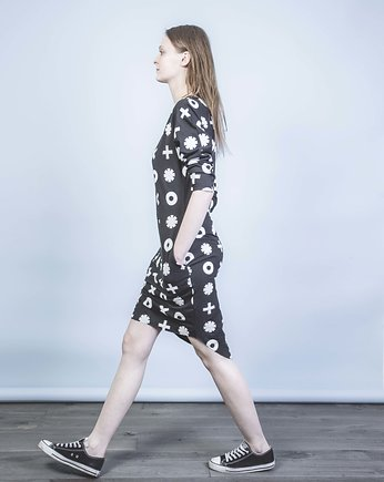 ChicMom DRESS - OX PRINT