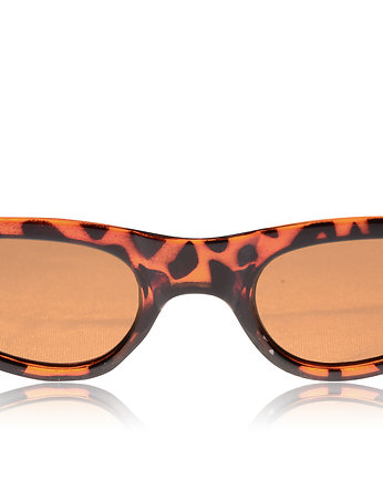 Okulary Slim Cat Eye Pantera