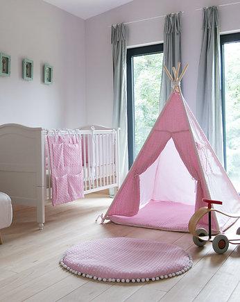 Muzpony Tipi namiot Malmo dla dzieci z matą podłogową