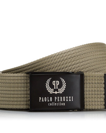 SOLIDNY PASEK PARCIANY PAOLO PERUZZI PW-13-PP