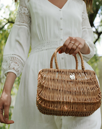 Koszyk Ladybag Wicker Basket no. 1 - bez worka