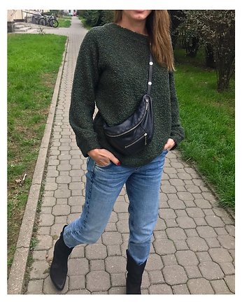 Sweter Joy Zielony