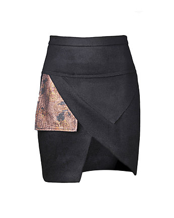 Sylwester w clubie, Mini copper skirt