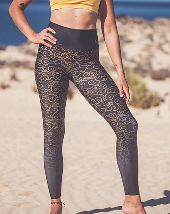 joga, Asian Clouds Leggins S/M