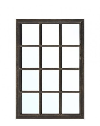 Lustro Window Brown-Black