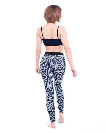 Horus Leggings (Grey)