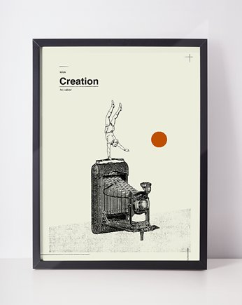 plakat | creation | a3
