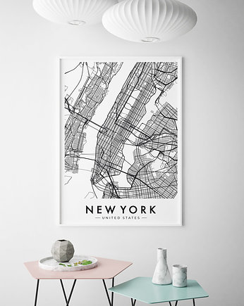 New York, Nowy Jork | New York Plakat