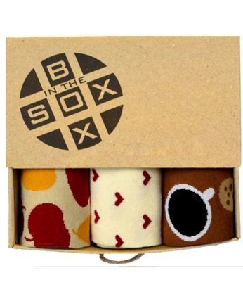 Sox in the Box, Box dla Kawosza i Fana Szarlotki -Sox in the Box