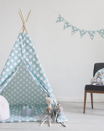 Tipi Ajku Mint Dots