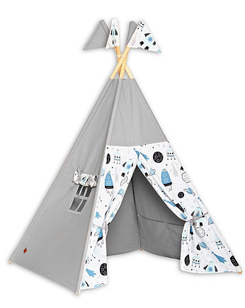 namiot do zabawy, Namiot Tipi Space