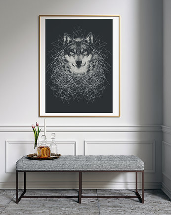 wolf call -  color100x70