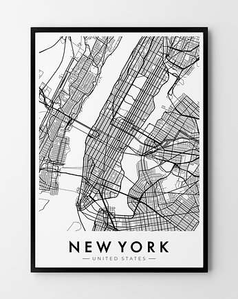 Nowy York, New York I love You  30x40cm