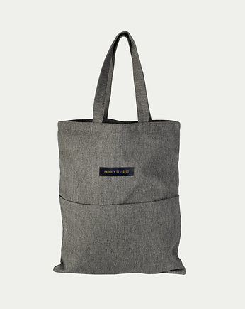 PROUDLY DESIGNED, Nordic Bag - Szara